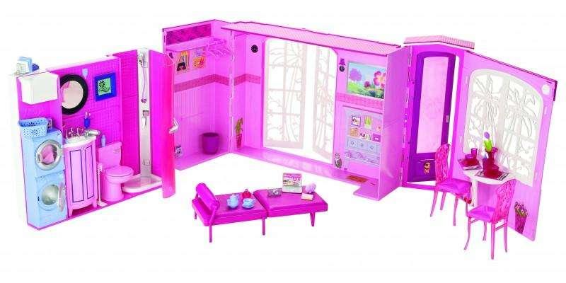barbie mein haus neu ovp ebay. Black Bedroom Furniture Sets. Home Design Ideas